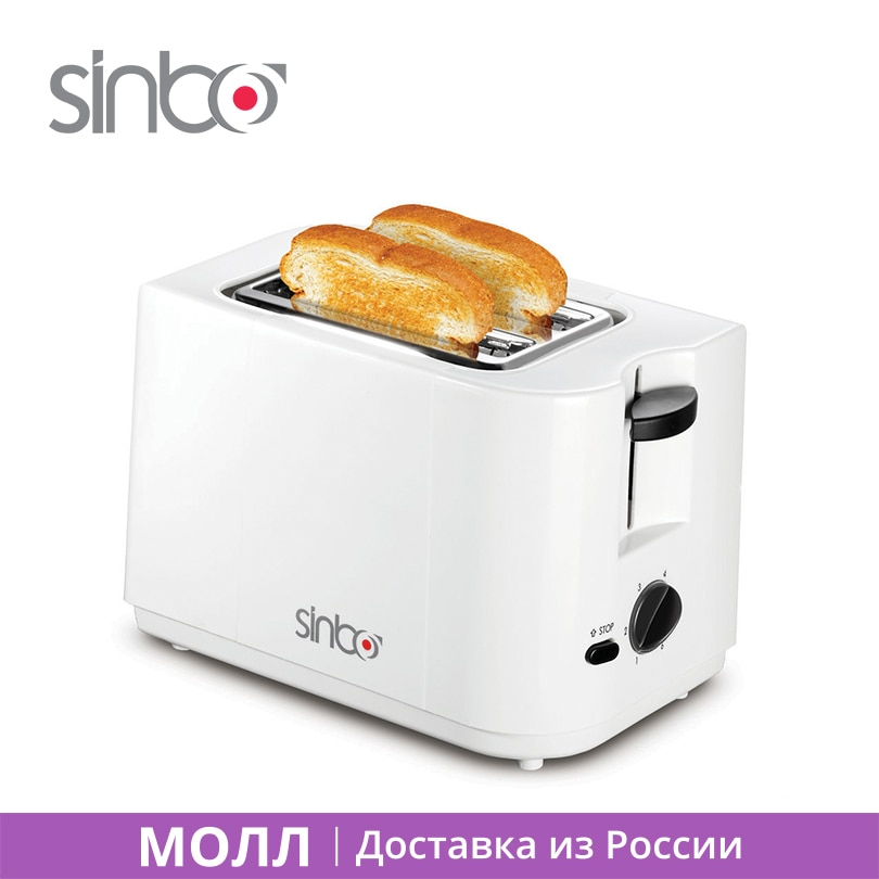 Sinbo ST 2411 Toaster 700W Toast Baking Machine Waffle Maker Multifuctional Machine for Breakfirst Household