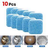 10/5Pcs 세탁기 클리너 딥 클리닝 리무버 오염 제거 클리너 발포성 태블릿 창 베스트 셀러 2020 제품
