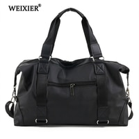 New Fashion Waterproof Men's Travel Bag Crossbody Luggage Bag Unisex Portable Oxford Handbags Large Multifunctional Shoulder Bag