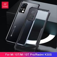 Xundd – coque de protection antichoc pour Xiaomi, compatible Mi 10T Pro, 10T Lite, 5G