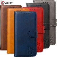 Effen Kleur Lederen Portemonnee Kat Flip Case Voor Xiaomi Redmi Note 7 8 10 Pro 10Pro 10S 8Pro 8T 7A K20 K30 Mi 10 Mi10 9 Lite 9T CC9