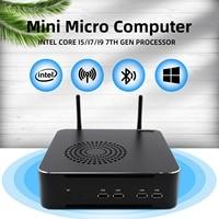 Desktop gamer PC Intel Core i9 11900 Core i7 11700 Core i5 11400 Windows11 Gaming Mini Computer mit Fan NUC desktop Gamer PC