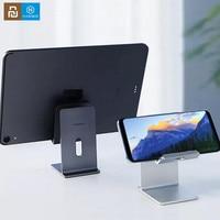 2 צבע Hagibis נייד טלפון מחזיק Stand Tablet Smartphone שולחן סגסוגת stand עבור iPhone iPad פרו סמסונג xiaomi טלפון סלולרי נייד עם