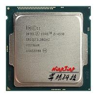 Intel Core i5-4590 i5 4590 3,3 GHz Quad-Core CPU Prozessor 6M 84W LGA 1150