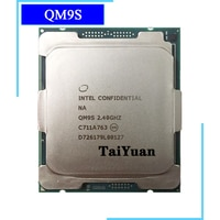 Intel Core i7 7820X ES QM9S Acht-Core Sechzehn-Gewinde CPU Prozessor 11M LGA 2066 Benötigen MSI ASROCK GIGABYTE X299 Motherboard
