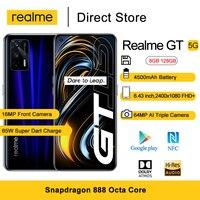Realme GT 5G Handys NFC 6.43