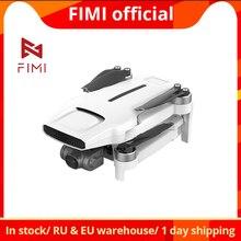 FIMI X8 Mini Kamera Drone Quadcopter RC Hubschrauber 8KM FPV 3-achsen Gimbal 4K Kamera GPS RC drone Quadcopter RTF mini drohnen