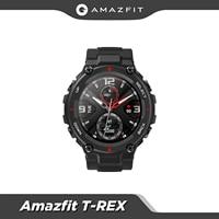 재고 있음 2020 CES Amazfit T-rex T rex Smartwatch 5ATM 방수 스마트 워치 GPS/GLONASS AMOLED 스크린 iOS 안드로이드