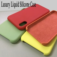 Siliconen Case Voor Iphone 7 8 Plus Back Cover Voor Apple Iphone 11 Pro Xr X Xs Max 6S 6 Plus Telefoon Case Cover