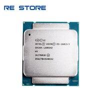 Verwendet Intel Xeon E5 2603 v3 E5 2603v 3 1,6 GHz Sechs-Core Sechs-Gewinde CPU Prozessor 15M 85W LGA 2011-3