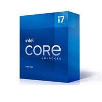 (Intel)11th generation Core i7-11700k boxed prozessor 8-core 16-gewinde desktop-computer CPU