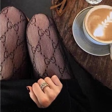 Tights Hot Sexy Womens Print Tights Design Black Hollow Out Hosiery Fishnet Special Fashion Pantyhose stockings hose