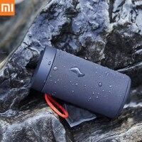 Xiaomi Outdoor Bluetooth-kompatibel Lautsprecher Mini Tragbare Drahtlose Bass Bluetooth 5,0 5 Ebene Wasserdicht Staubdicht Outdoor Sprechen