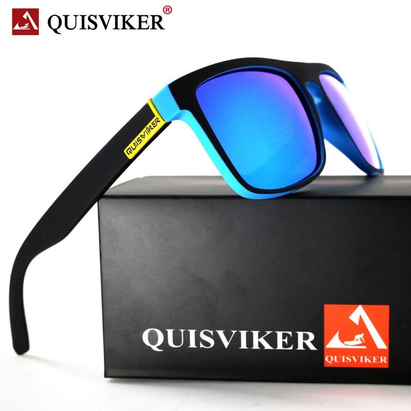 QUISVIKER-gafas de sol unisex polarizadas para hacer deporte, para acampar, hacer senderismo, conducir