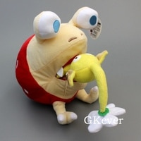 2 Pcs 애니메이션 pikmin과 꽃 봉제 인형 인형 Peluche 박제 동물 완구 아기 어린이 생일 선물 홈 자동차 소파 장식