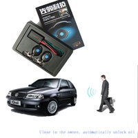 12V Universal Car Auto 3-5m Keyless Entry Remote Central Kit Door Built-in Lock Locking Vehicle Keyless Entry System