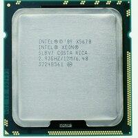 Intel Xeon X5670 Prozessor 2,93 GHz LGA 1366 12MB L3 Cache Sechs Core server CPU procesador X5670