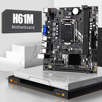 H61 Motherboard LGA 1155 DDR3 Speicher 16GB M-ATX Desktop Mainbord Für LGA1155 Buchse Intel Core i3 i5 i7 CPU HDMI VGA Hauptplatine