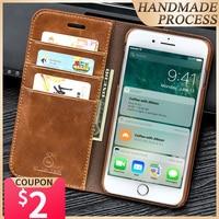 Musubo本iphone 8プラス7プラス高級財布フィットカバーiphone × 6 6s、se 2020ケースcoqueキャパ