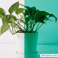 Sunice-녹색 장식 윈도우 필름 0.5x6m, 솔라 틴트 필름, 홈 오피스 빌딩 유리 장식 필름, 자체 접착