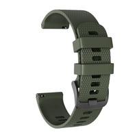 SUUNTO 3 휘트니스 시계 팔찌 WatchWrist 벨트 10 색 19nov08에 대한 대형 실리콘 시계 밴드 손목 스트랩 팔찌 교체