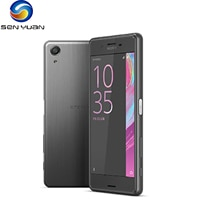Original Sony Xperia X Leistung 4G LTE Handy Renoviert Single/Dual Sim Karte F8131 F8132 Handy Android smartPhone