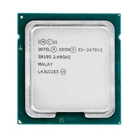 Intel Xeon E5 2470V2 E5 2470 V2 2,4 GHz Zehn-Core Zwanzig-Gewinde CPU Prozessor 25M 95W LGA 1356