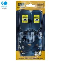 10 Pairs 4K CCTV Video Audio HD 8MP Balun Stecker Balun Transceiver BNC Zu RJ45 Für CCTV Sicherheit Überwachung kamera