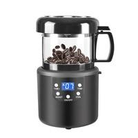 CAFEMASY-CE/CB 가정용 자동 뜨거운 공기 커피 콩 기계, 80-100g 용량, 커피 로스터