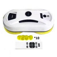 COMOPEZ-가정용 브러시리스 모터, 창문 청소 로봇, 미니 스위퍼, 초박형 스타일, 진공 흡착