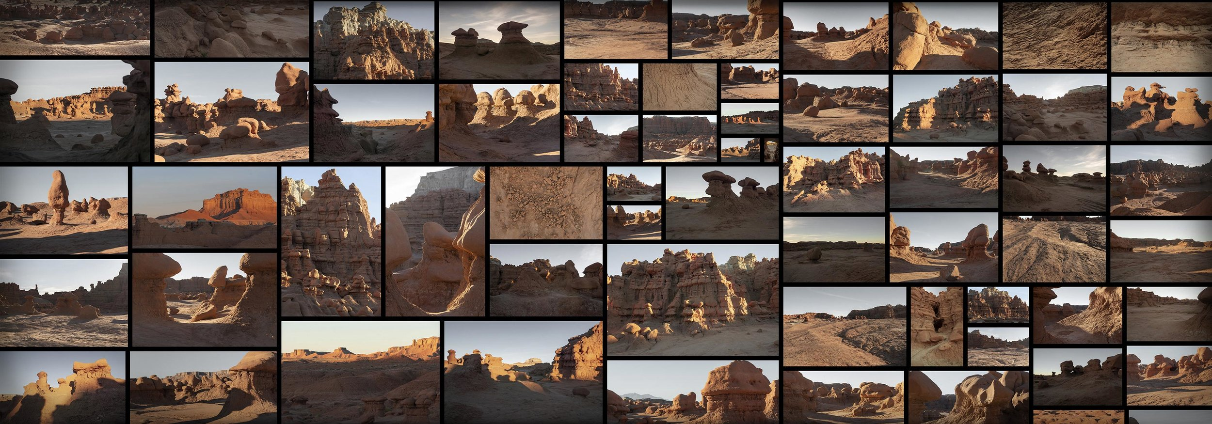 哥布林谷 Goblin Valley