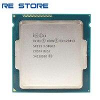 E3 1230 V3 Intel Xeon LGA 1150 CPU Prozessor 3,3 GHz Quad-Core Desktop