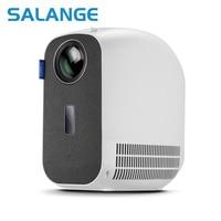 Salange D3000 מלא HD מקרן, native 1920x1080P 6500 Lumens קולנוע ביתי LED Proyector נתמך 4K 3D מיני וידאו Beamer