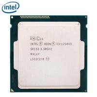 Intel Xeon E3-1230 V3 3,3 GHz Quad-Core CPU Prozessor 8M E3 1230 V3 80W LGA 1150 e3-1230-V3 getestet 100% arbeits