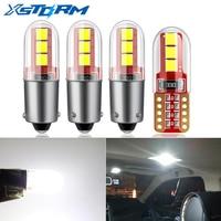2Pcs T10 W5W LED Canbus BA9S BAX9S H21W BAY9S H6W T4W T11 Led Bulb WY5W 168 194 Car Interior Lights Auto Lamp 12V 6000K White