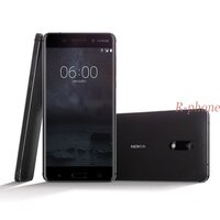 Nokia 6 Renoviert Handy 4G 16MP Android 7 Octa Core 5.5 ''4G RAM 32G ROM telefon Original Entsperrt