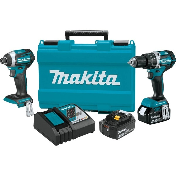 Makita Charging impact drill 18V brushless electric wrench electric screwdriver Metal Tin Sign Poster Plaque