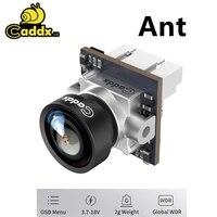 Caddx Ant FPV Kamera 1200TVL Globale WDR OSD 1,8mm Objektiv 2g Ultra Licht Nano FPV Kamera Lite Cam aspekt Verhältnis 16:9 4:3 NTSC PAL