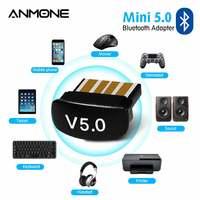 Wahre 5,0 Usb Bluetooth Adapter für Pc Audio Datei Transfer Mini Computer Laptops USB Rezeptor Dongle Bluetooth 5 Sender