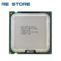 Intel Core 2 Quad Q9650 Prozessor 3,0 GHz 12MB Cache FSB 1333 Desktop LGA 775 CPU