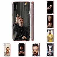 Coque de téléphone portable en TPU souple, étui pour HTC Desire 530 626 628 630 816 820 One A9 M7 M8 M9 M10 E9 U11 U12 Life Plus, House Md