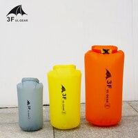 무료 배송 15D 실나일론/30d 코두라/210t PU 방수 가방, 고품질 야외 캠핑 물건 자루