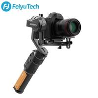 FeiyuTech AK2000C 3 Axis Foldable Release Plate DSLR Stabilizer Camera Gimbal Stabilizer for Canon,Sony,Panasonic,Nikon,Fujifilm