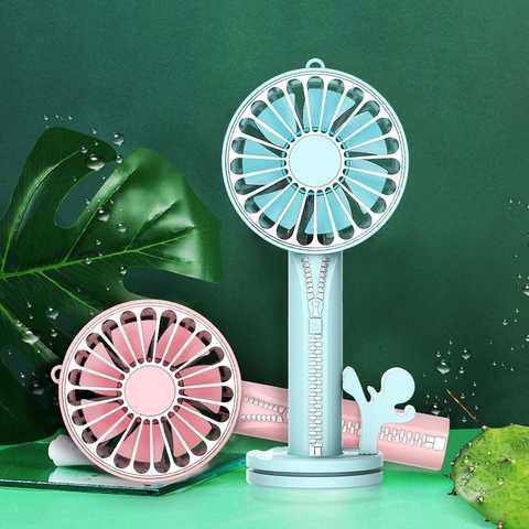 toptan fiyat elektrikli sogutma fani mini el yaratici usb fermuarli kucuk fan mini