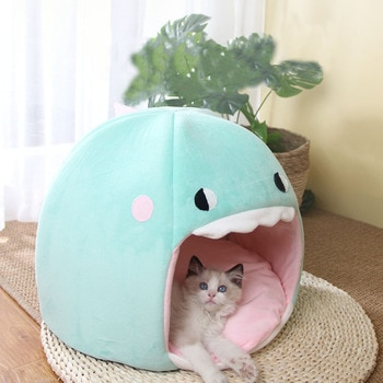 Pet Bed Tent Lounger