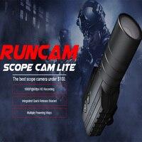 RunCam-스코프 캠 라이트 카메라 16mm 25mm 40mm 렌즈, 1400P / 4K HD 액션 비디오 스코프, FPV 레이싱 드론, RC 쿼드콥터용