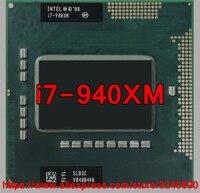 Original Intel Core i7 Mobile Extreme i7 940XM 2,13 GHz i7-940XM Quad-Core PGA988 SLBSC Mobile CPU Laptop prozessor freies verschiffen