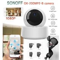 SONOFF GK-200MP2-B IP Security Kamera 1080P HD WiFi Drahtlose APP Controller Motion Detektiv 360 ° Betrachtungs Aktivität Alarm Kamera