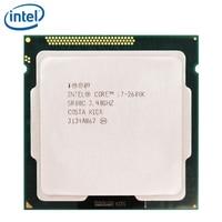 Intel Core i7-2600K i7 2600K 3,4 GHz Quad-Core CPU Prozessor 8M 95W LGA 1155 getestet 100% arbeits