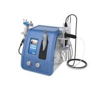 Máquina de dermoabrasão para água hydra 6 em 1, portátil, para limpeza profunda facial, máquina de hidrofaciais